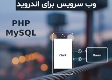 ساخت وب سرویس مبتنی بر Rest با PHP و MySQL جهت استفاده در موبایل