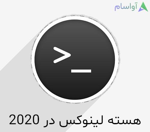 وضعیت هسته ی لینوکس در سال 2020